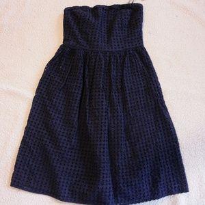 Old Navy Blue Lace Dress Size 6
